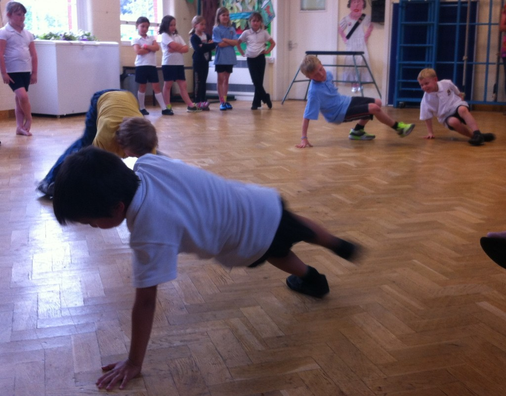 School Workshops in Lincolnshire