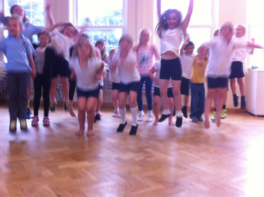 do-dance in Lincolnshire